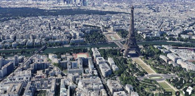 Το νέο Google Earth... ξεπερνά και την πραγματικότητα! (vid)