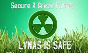 Lynas Is Safe