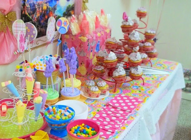 craft ideas for birthday party decorations