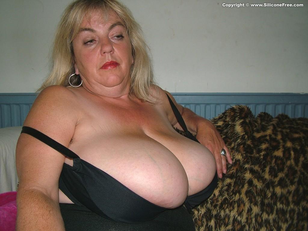 Granny big asses