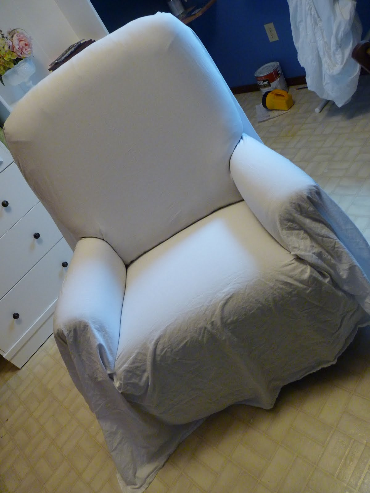 chair cover slipcovers diamond double covers furniture recliner stretch