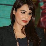 Mandy Takhar Photo Gallery in Red Jeans at Biriyani Movie Press Meet