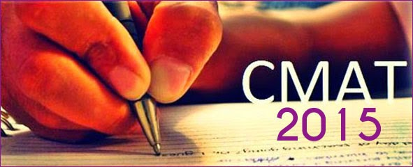CMAT 2015 Preparation Tips