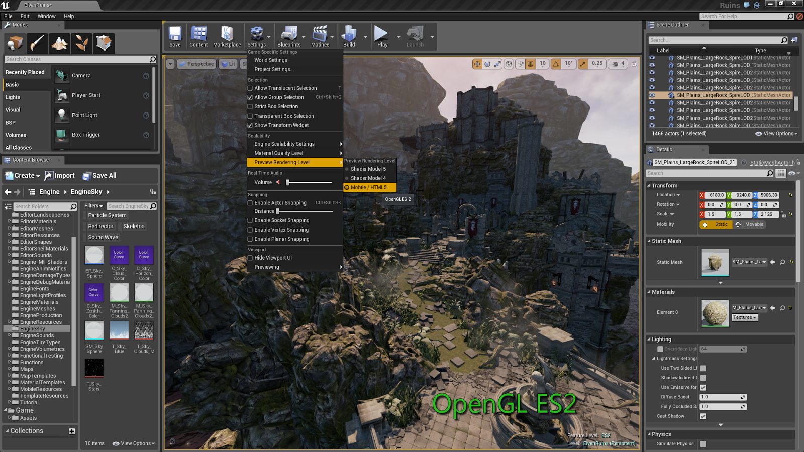 Character Design Unreal Engine 4 : Unreal engine cg daily news