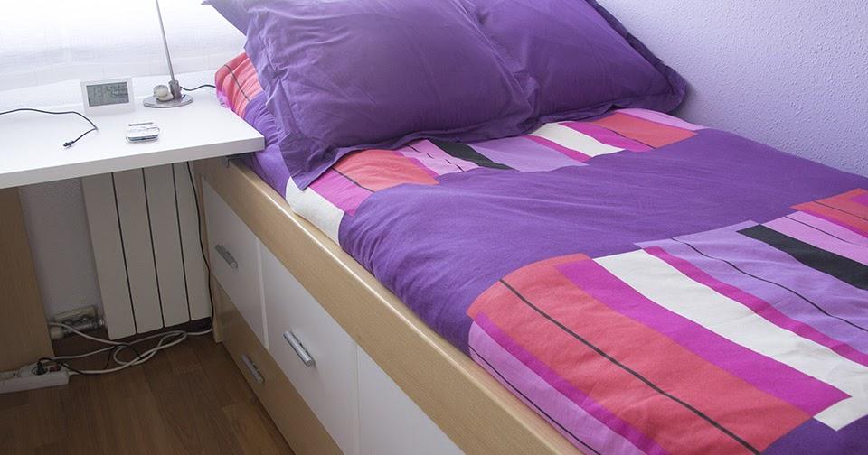 Hogar diez c mo amueblar una habitaci n juvenil de 8 m2 - Amueblar piso low cost ...