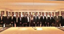 El nuevo presidente del PRI se reúne con gobernadores, menos con los Duarte y Borge