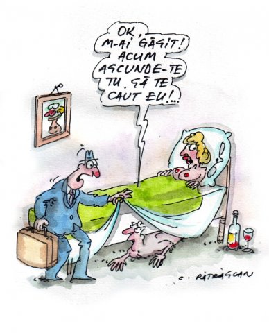 phoca thumb l 14vb Caricaturi de caricaturi. By Costel  Patrascan