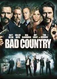 Poster bad country movie Baixar Filme A Lista Dublado Torrent AVi + RMVB Legendado (2014)