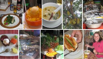 Kulinarische Impressionen aus Kambodscha und Vietnam