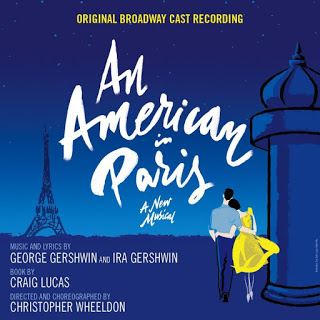 CD Review: An American In Paris OBCR