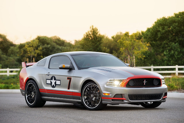 "2013 Ford,Mustang, mustang Red Tail,mustang Fighter Aircraft,Mustang GT ""Red Tail"""