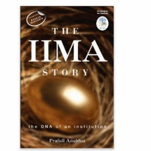 Buy The IIMA Story Hardcover for Rs.126 at Amazon : BuyToEarn