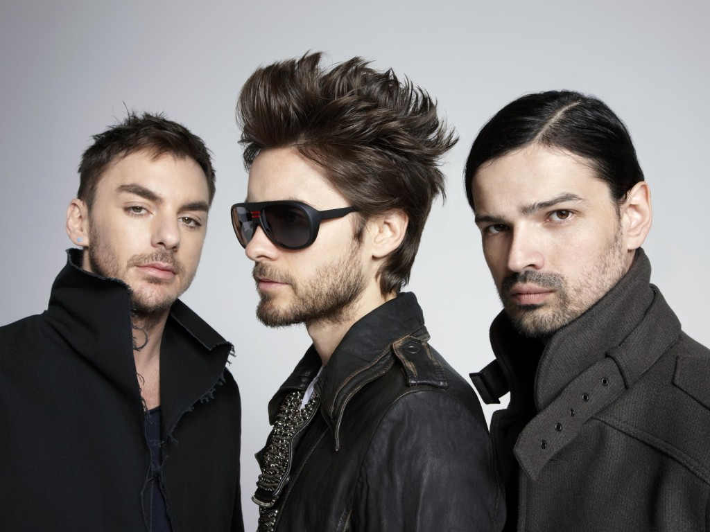 30 seconds to mars video: