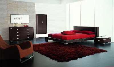 modern best bedroom furniture decoration