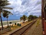 Ttrain travels Sri Lanka
