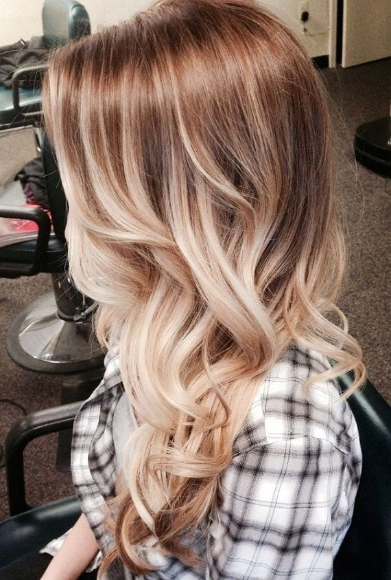 U B U COLOR SALON: Balayage vs Ombré : What is the difference?