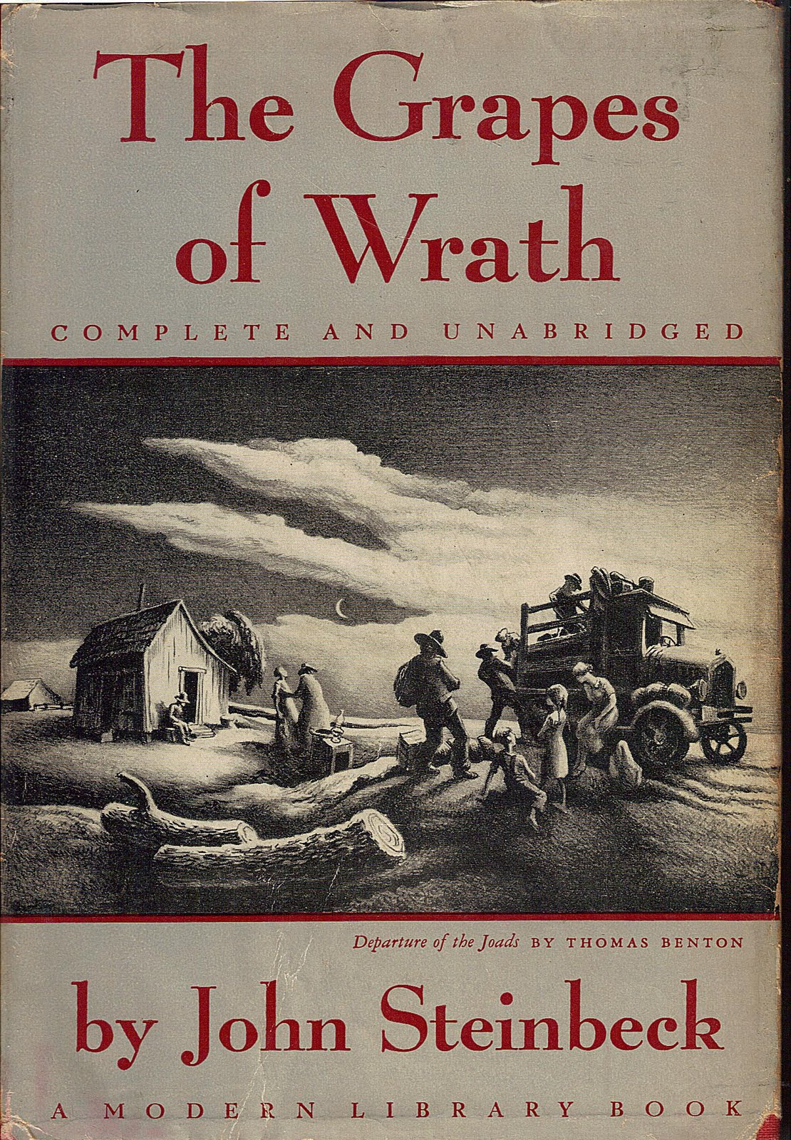 the grapes of wrath by steinbeck essay