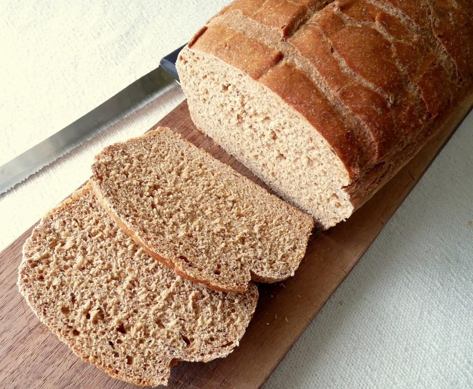 Spelt & Rye Bread