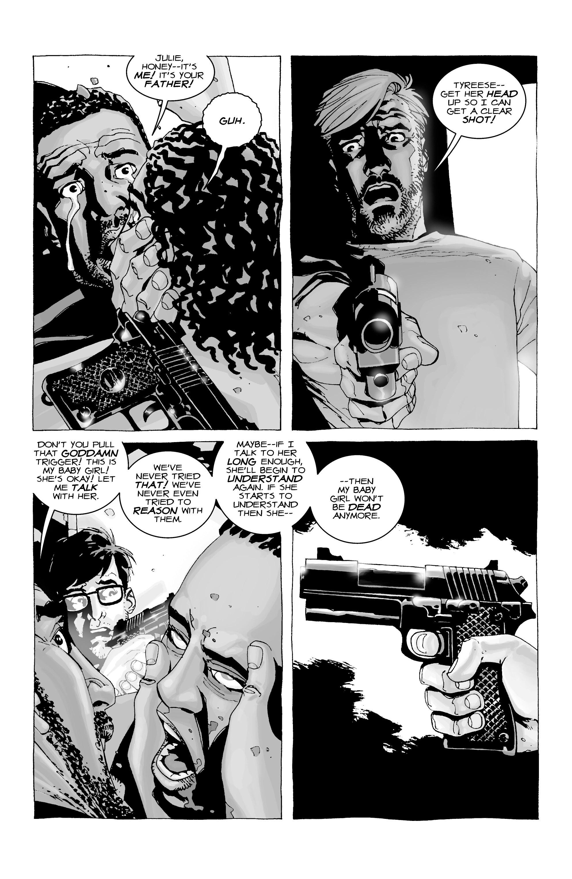 The Walking Dead Issue #15 Page 3