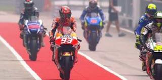 MotoGP Malaysia 2015: Hasil Lengkap Latihan Bebas & Kualifikasi