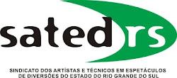 Tânia Cavalheiro no sindicato dos artistas e técnicos em espetáclos.