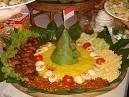 resep cara membuat nasi tumpeng sederhana