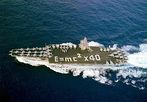 USS ENTERPRISE IN 2001