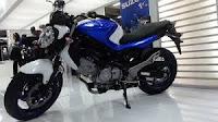 Suzuki Gladius 2016