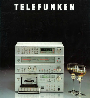 TELEFUNKEN M 1 1981