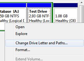 Snapshot of context menu: Intelligent Computing