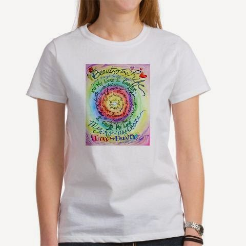 Beauty in Life (Cancer) Women's T-Shirt