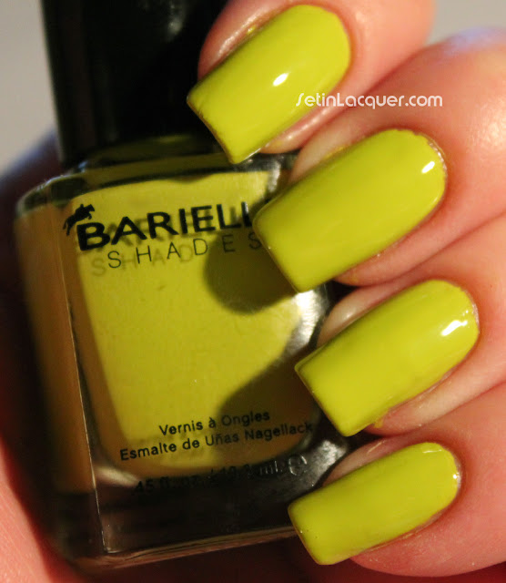 Barielle - Green Apple Chew