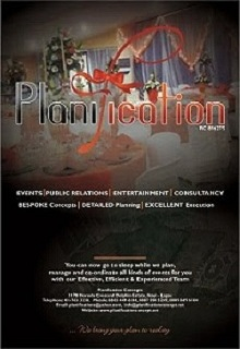 Planification! Let's Help Plan Your Event