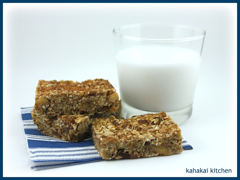 Healthy 4 (or 8)-Ingredient Banana Oat Bars Recipe and a Book Review ...
