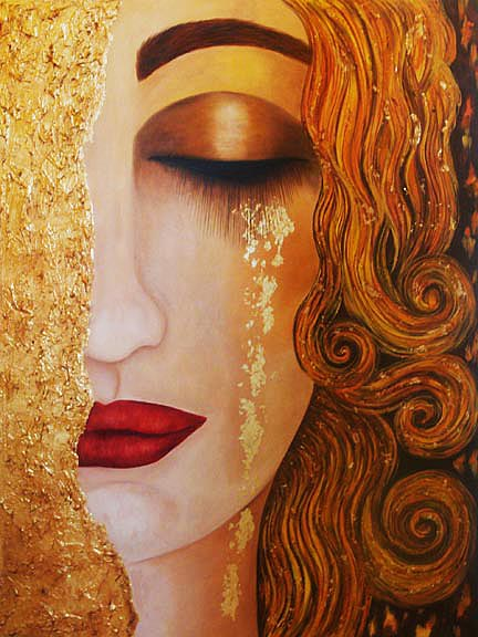 The Tear - Klimt