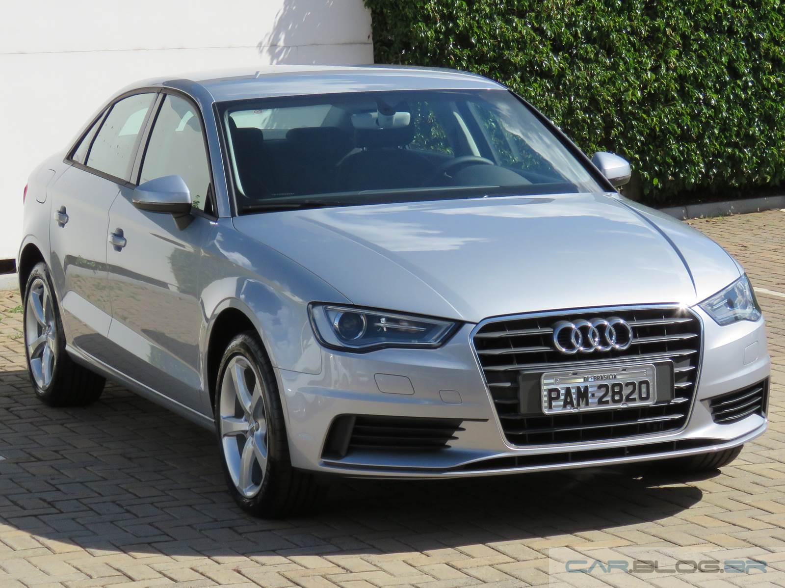 Audi A3 Sedan 1.4 Flex - Preço