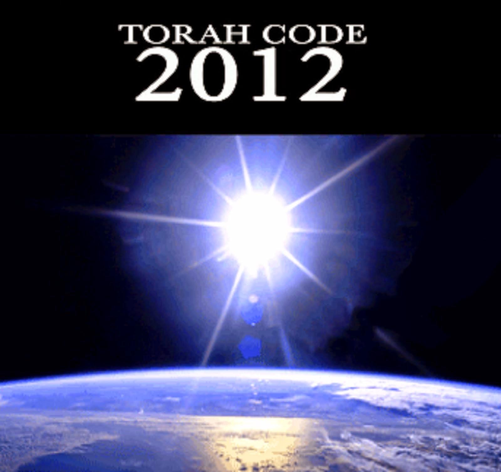 TORAH CODE TO THE HOLY BIBLE 2012