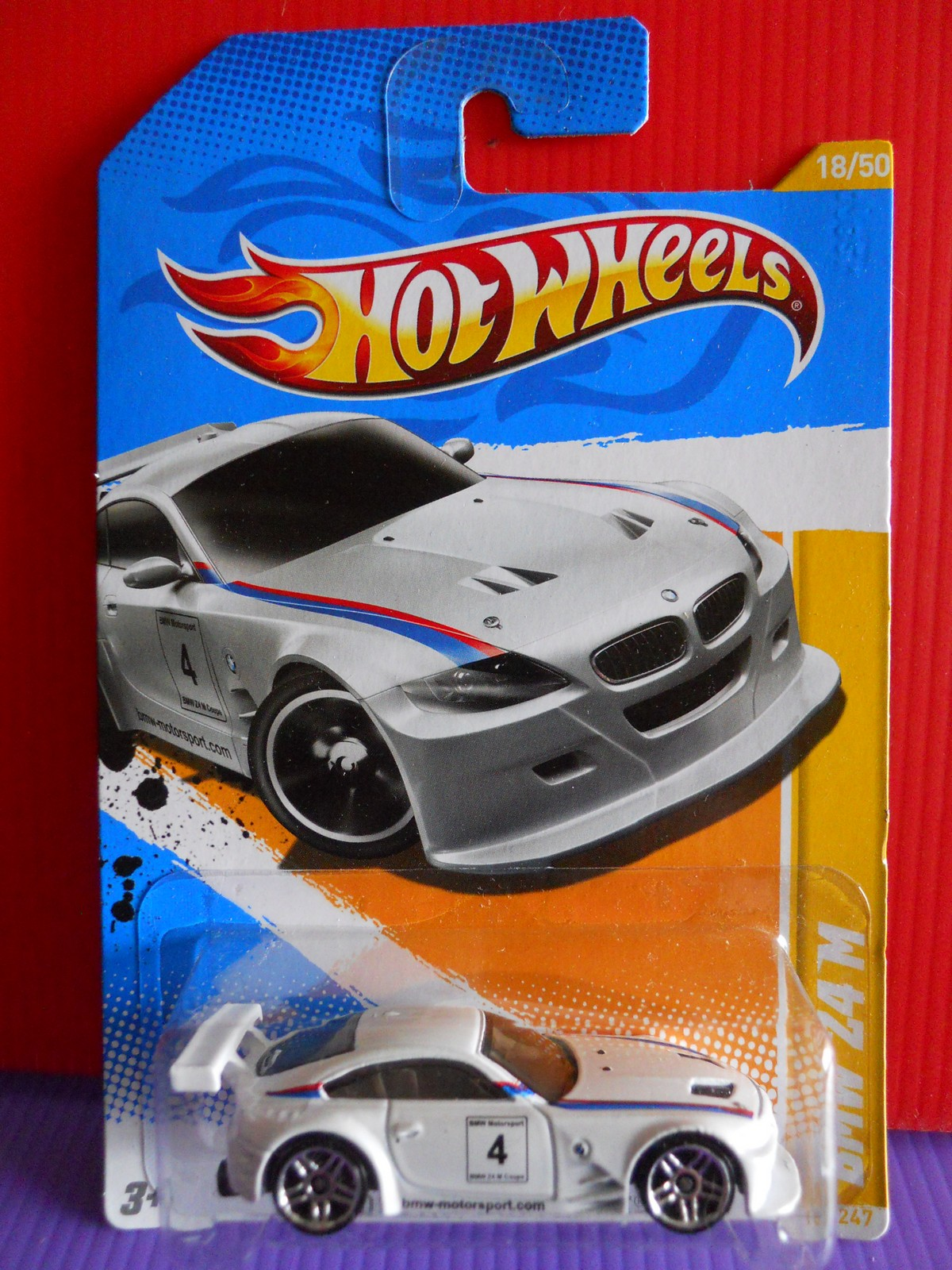 Dexters Diecasts Dexdc Hot Wheels 2012 18 Bmw Z4 M