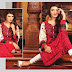 Shariq Textiles Printed-Colorful Sahil Women-Girls Wear Midsummer Kurti & Tights Pajama Wear Collection 2014 New Fashion Dress