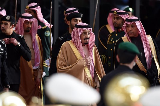 هؤلاء هم أقوى 4 شخصيات في السعودية