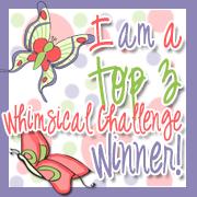 Whimsical Challenge Top 3