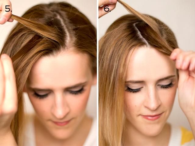 How To Do A Twist Braid And Waterfall Six Sisters Stuff Six