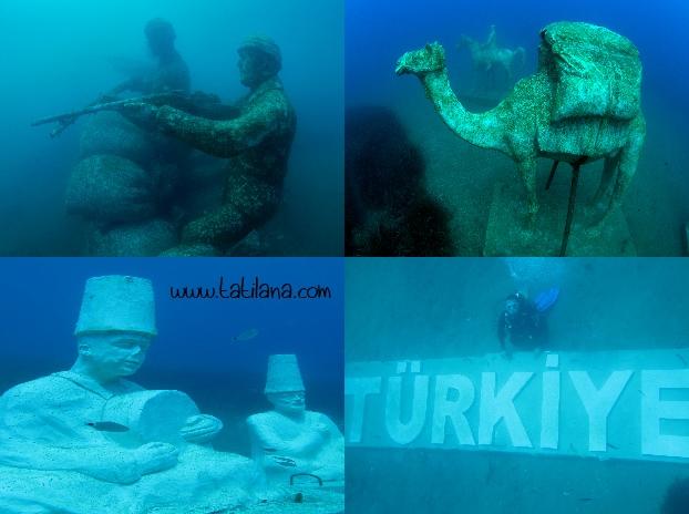 Antalya Side Sualtı Müzesi