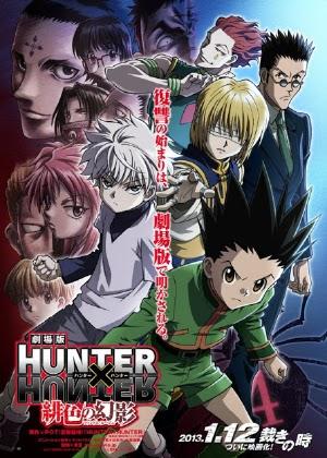 Bóng Ma Màu Hồng - Hunter X Hunter: Phantom Rouge (2013) Vietsub
