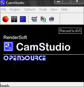 Cam Studio Screen Recorder