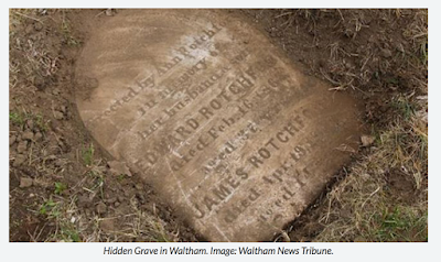 Hundreds of Irish Famine Graves Discovered in Massachusetts