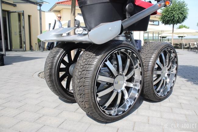 20 inch alloy wheels Skoda vRS Mega Man-Pram