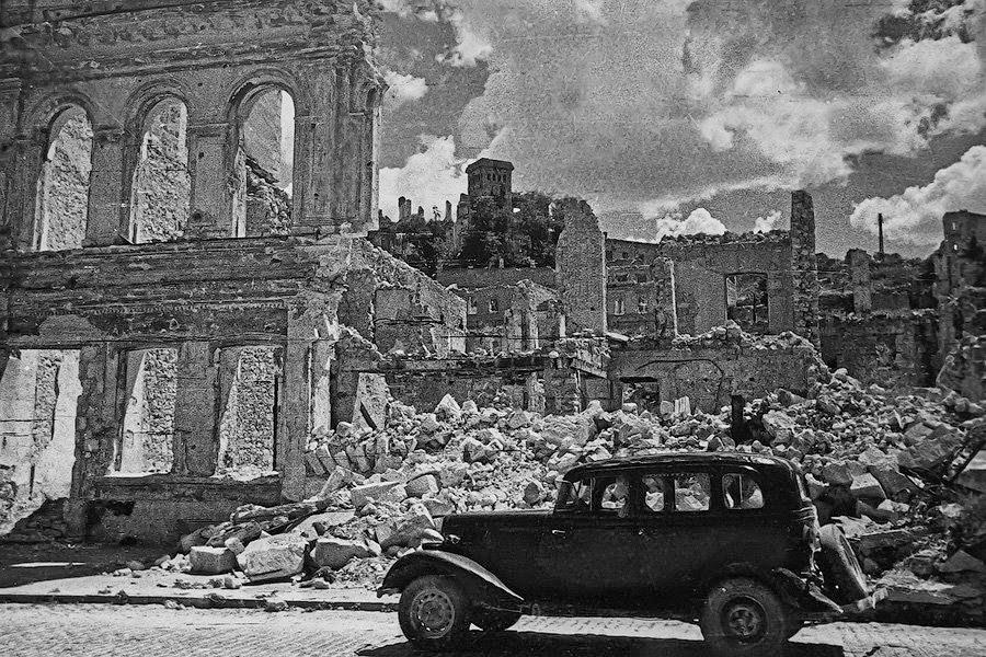 Война в Севастополе