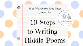 10 Steps to Writing Riddle Poems Video...