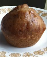 Whole Sweet Cinni Raisin Apple Muffin